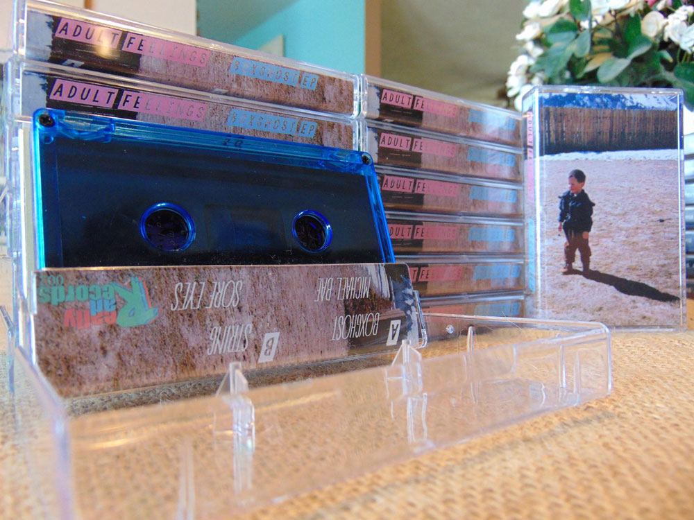 Adult Feelings - Boxghost EP   CS