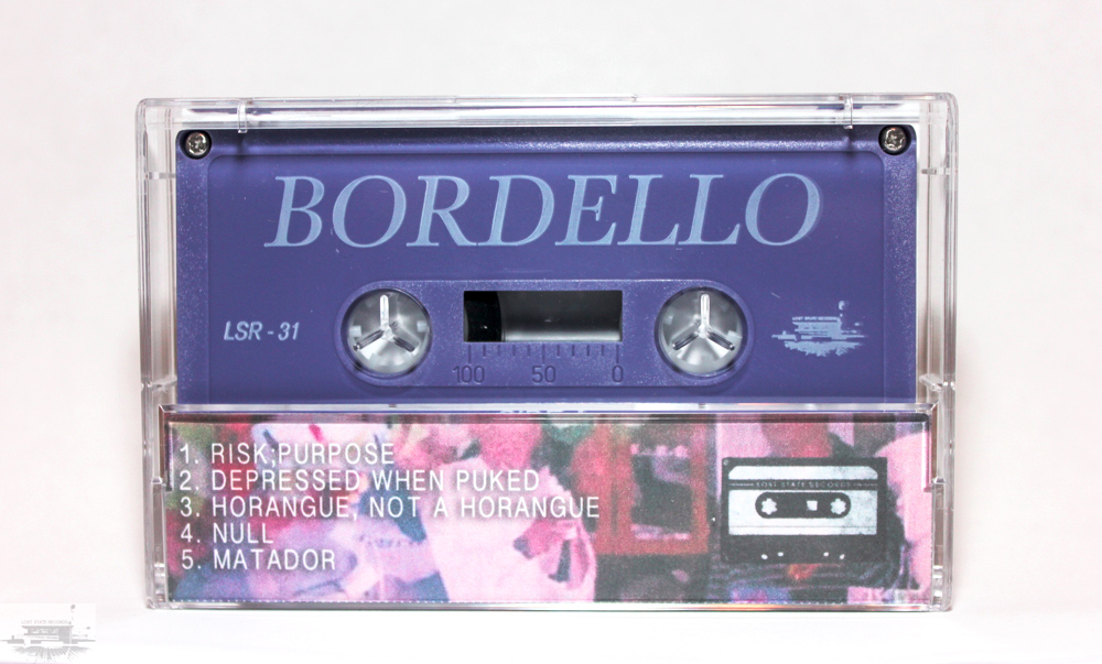 Bordello Self-titled EP | CS