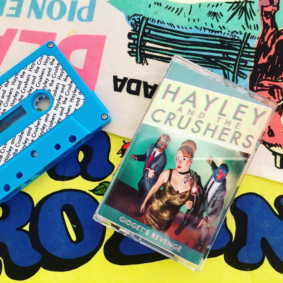 Hayley And The Crushers | CS