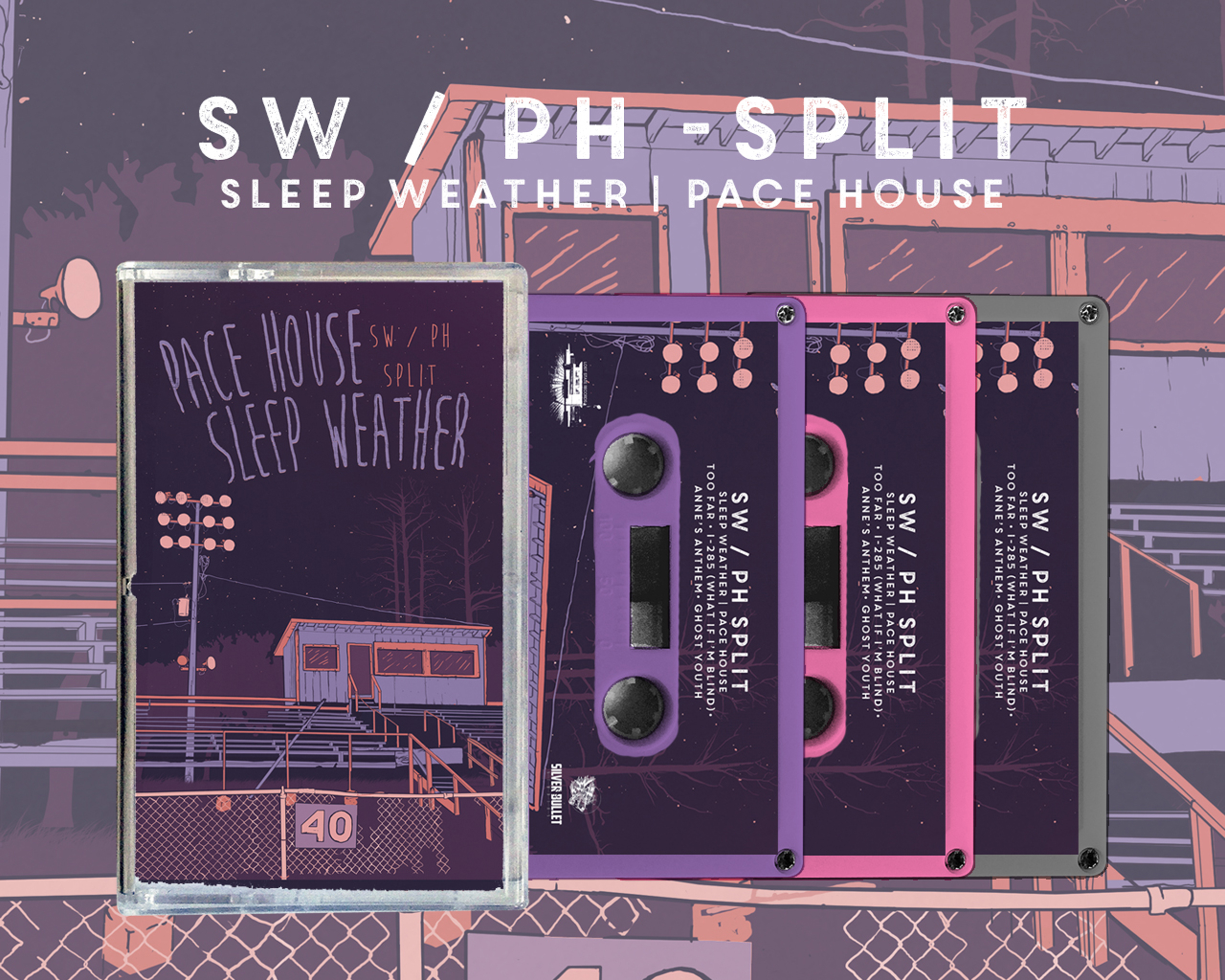 Sleep Weather | Pace House - Split