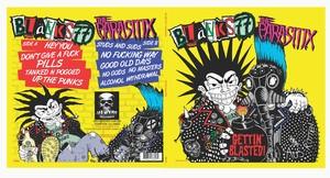 Blanks 77/Parasitix: