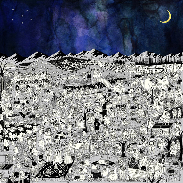 Father John Misty - Pure Comedy Deluxe 2xLP