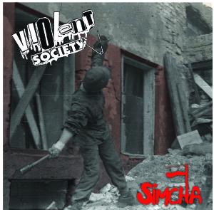 Violent Society / External Menace Split  12