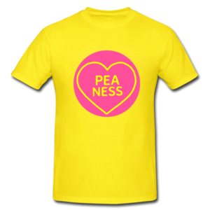 Peaness 'Are You Sure EP' Tee - PREORDER