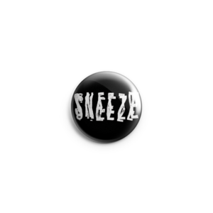 Sneeze - Logo Button