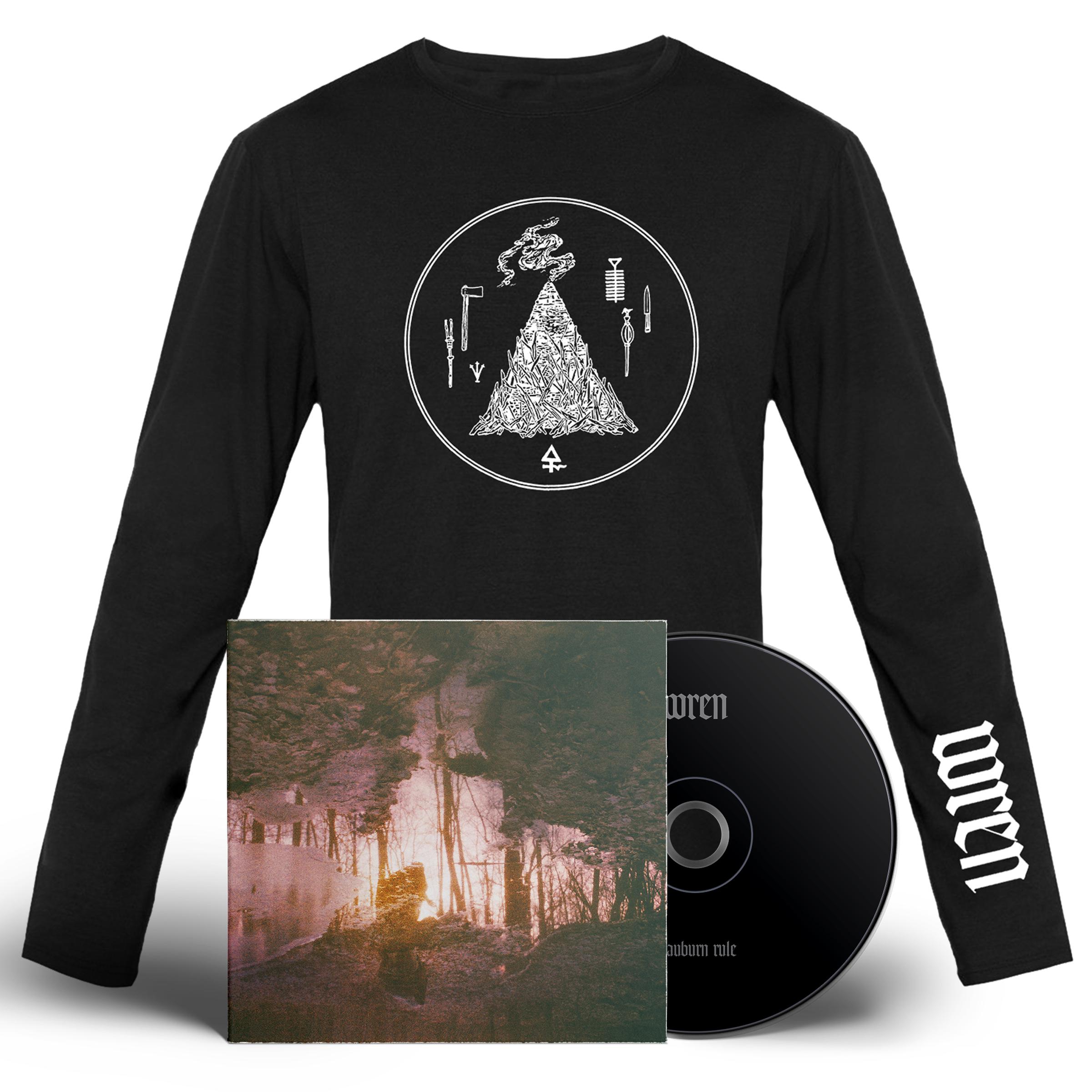 Wren - Auburn Rule CD + long sleeve