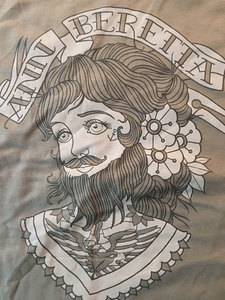 Bearded Lady Shirt