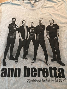 Cheesy Band Shirt