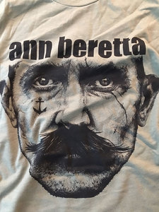 Scarred & Tattooed Face Shirt