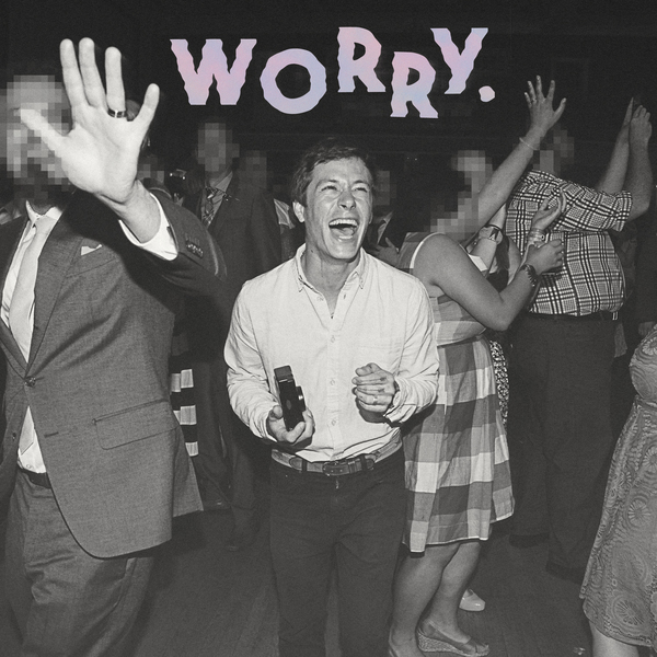 Jeff Rosenstock - WORRY. LP