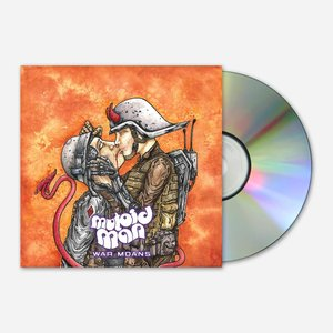 Mutoid Man - War Moans CD - PREORDER
