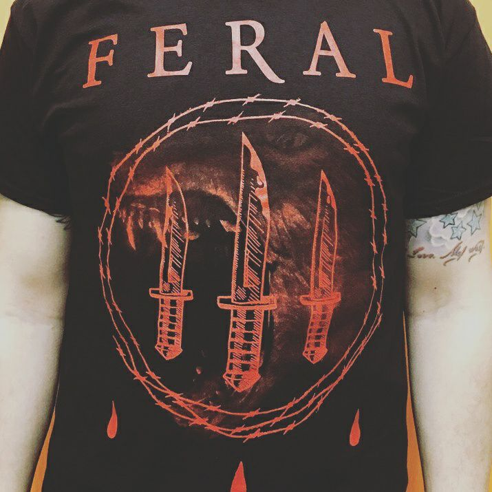 FERAL 'Mother Russia' TS