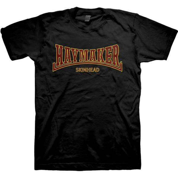 Haymaker - Skinhead Logo T-Shirt