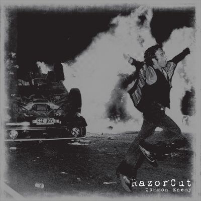 Razorcut - Common Enemy Gatefold LP