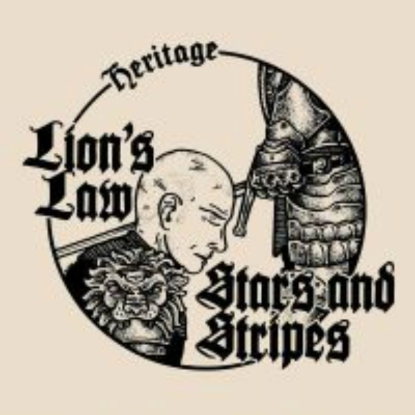 Stars And Stripes/ Lion's Law Split Pre-Order