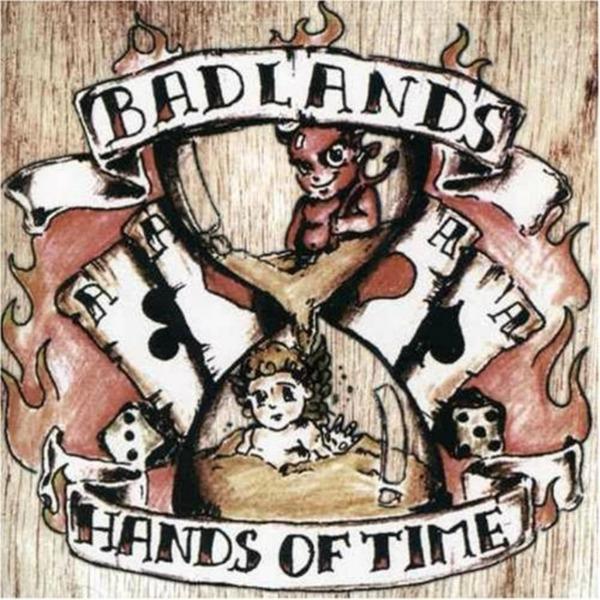Badlands - Hands Of Time LP