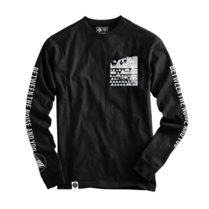 Mossbreaker - Between the Noise and You Long Sleeve Shirt