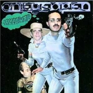 One Eye Open - Helläut CD