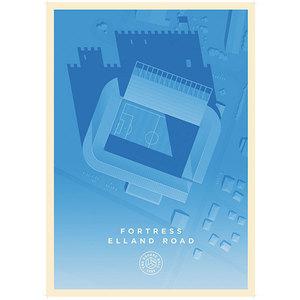 Fortress Elland Road A3 Print