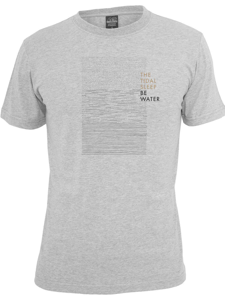 The Tidal Sleep - Be Water shirt