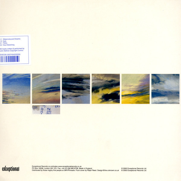 John Beltran: The Sky EP Series No. 2 (Exceptional)