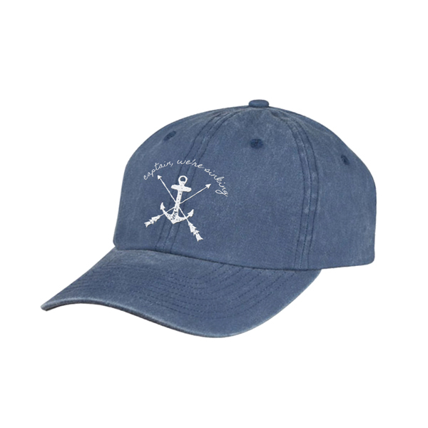 Captain, We're Sinking - Anchor & Arrow Hat