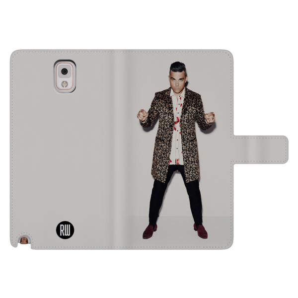 Wallet Phone Case - Animal Print