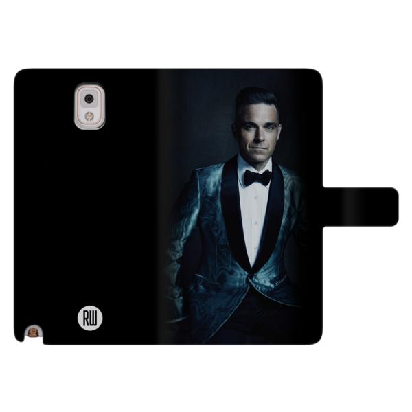 Wallet Phone Case - Tuxedo