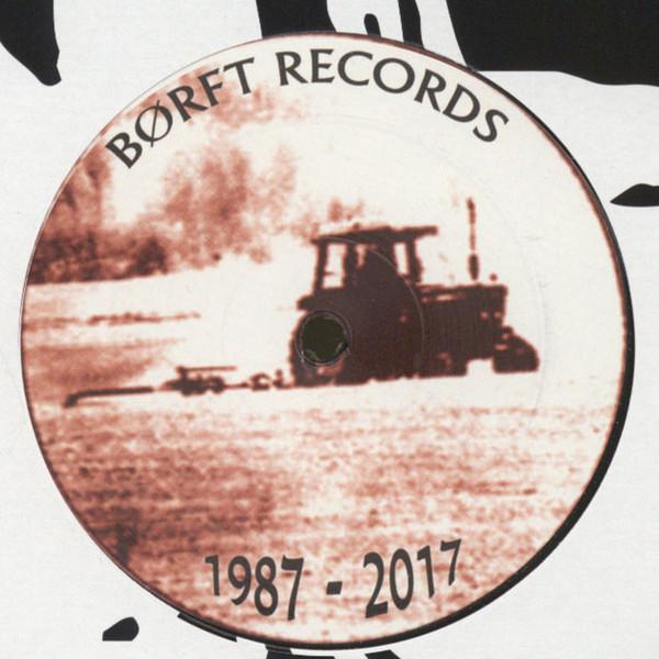 DJ Sotofett: Børft EP (Börft Records)