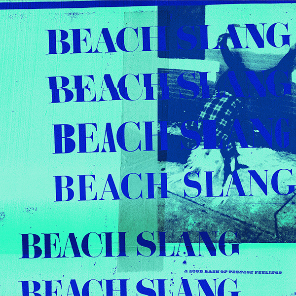 Beach Slang - A Loud Bash of Teenage Feelings Cassette Tape