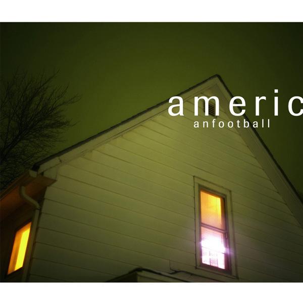 American Football - S/T Cassette Tape