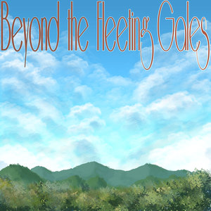 Crying - Beyond the Fleeting Gales LP / Tape