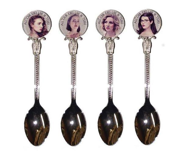 All Our Exes Live on Teaspoons