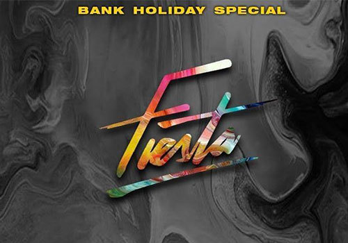 FIESTA 4th Birthday Bank Holiday Bash