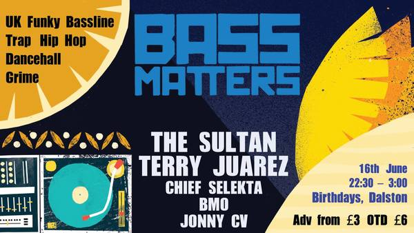 Bass Matters w/ Top Rankin'