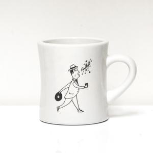 Dandy Man Mug