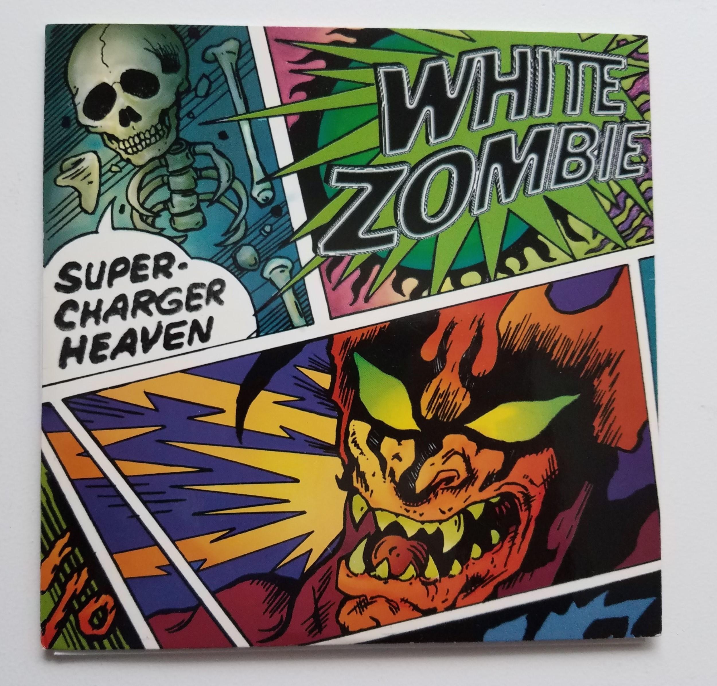 White Zombie -