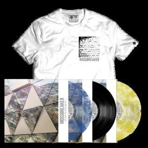Mossbreaker BTNAY LP + T-shirt Bundle