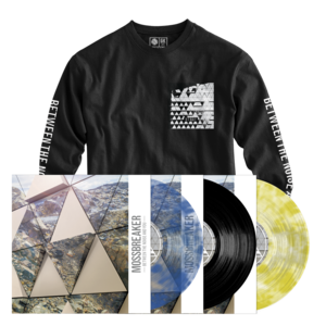 Mossbreaker - Between the Noise and You Long Sleeve LP + Longsleeve Shirt Bundle