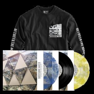 Mossbreaker - Between the Noise and You Long Sleeve LP + Longsleeve Shirt Bundle