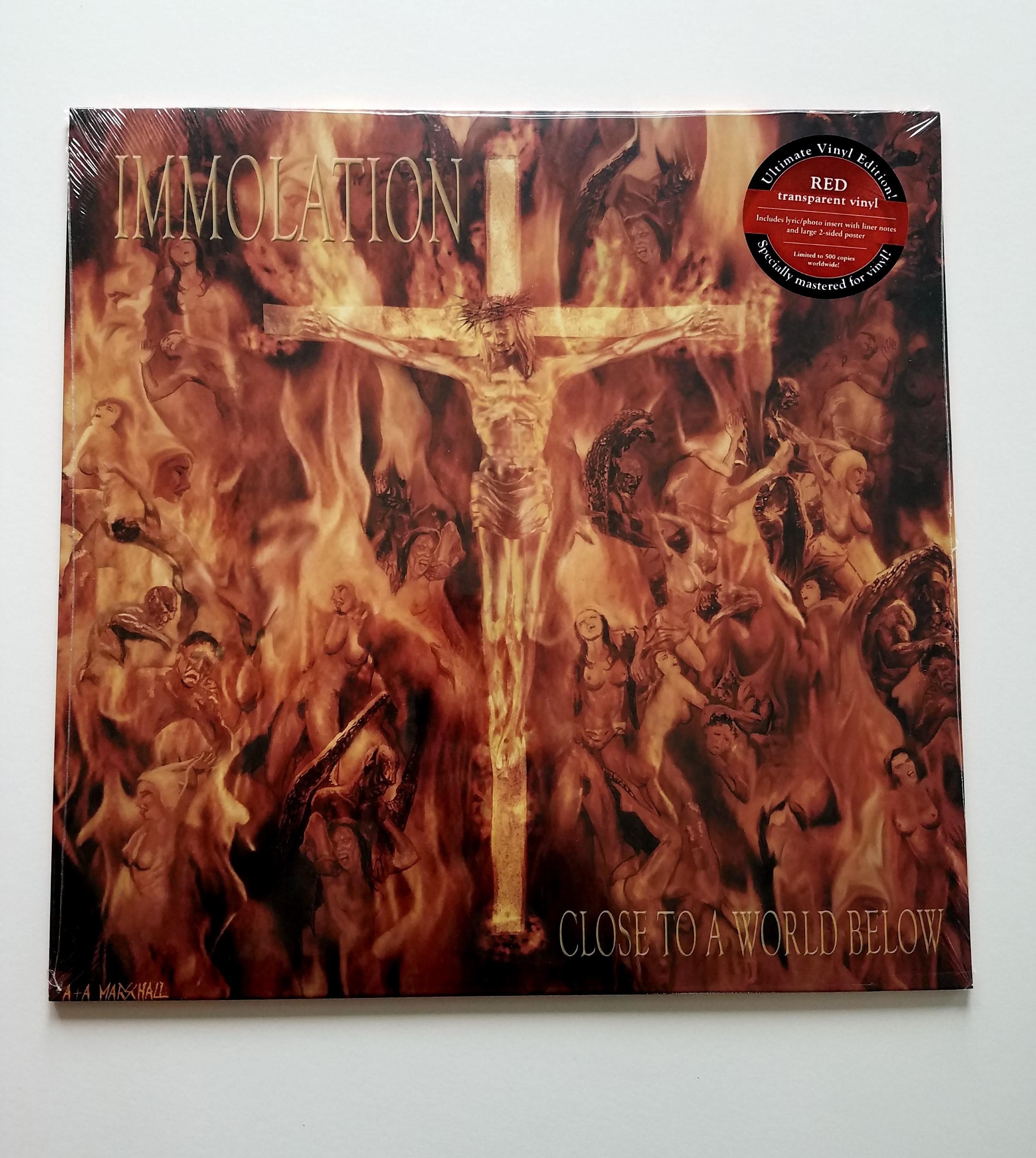 Immolation -