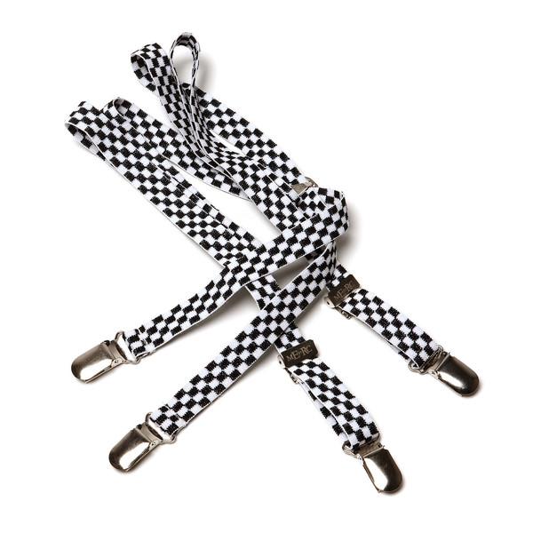 MERC Drace Braces-Checkered