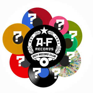 A-F Records 2017 Record Club