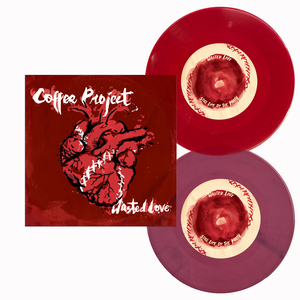 Coffee Project - Wasted Love 7-inch + MP3