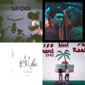 Surf Curse Tape Discography Bundle