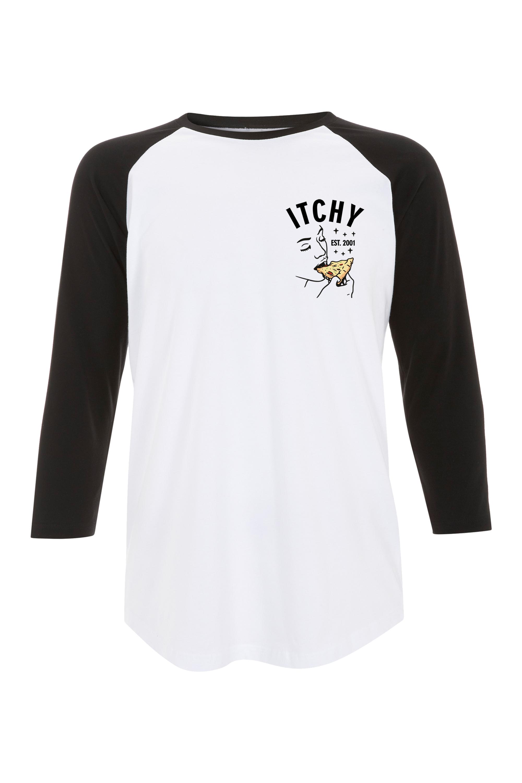Baseball Shirt Pizza
