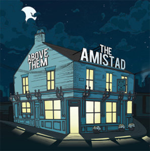 Above Them / Amistad - Split 7