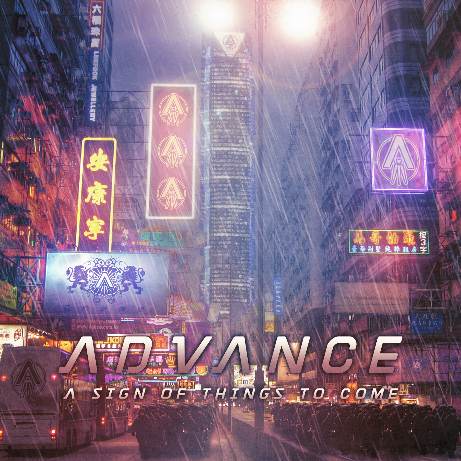 Advance - A Sign of Things to Come