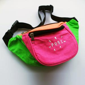 Great Cynics - POSI Embroidered Bum Bag