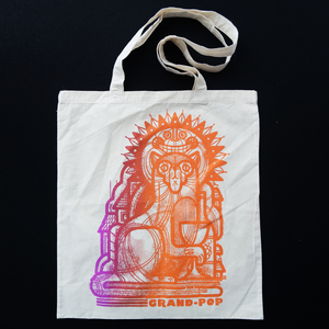Grand-Pop - 'Days of Cats & Wine' Tote